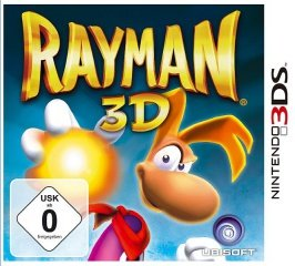 Rayman 3D 3ds cia