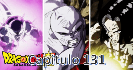 Ver capitulo 131 sub español de Dragon Ball Super online gratis por internet.