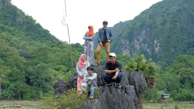 Jalan-jalan Seru Desa Belae Kabupaten Pangkep
