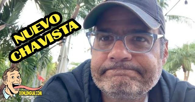 Luis Chataing acabó por venderse al Chavismo