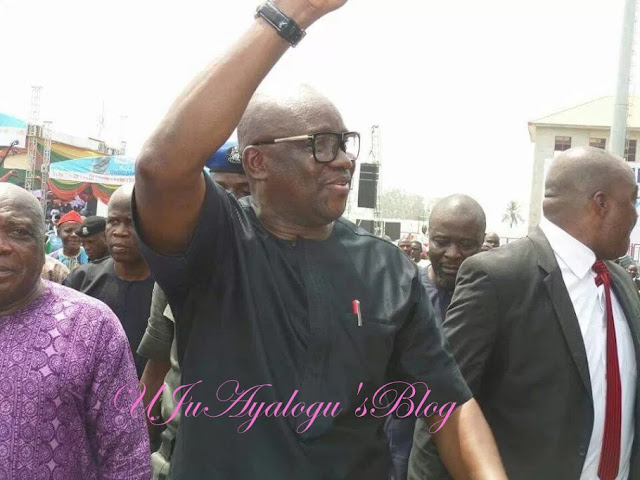2019: Fayose To Declare Presidential Ambition On Thursday