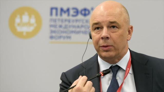 Rusia asegura que su economía es resistente a sanciones de EEUU