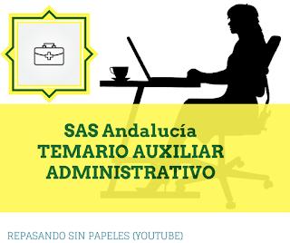 temario-oposiciones-administrativo-sanidad-andalucia