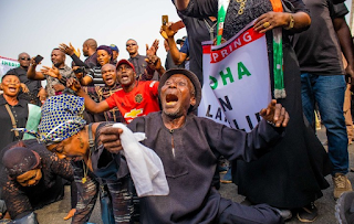 Ohanaeze Ndigbo beg Imo citizens to give up protests, accept Uzodinma as governor