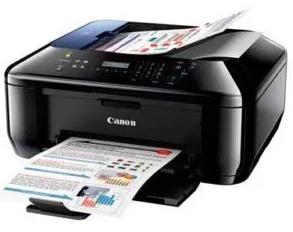 In der Zwischenzeit wurde der Service und Support für den Drucker Canon Pixma E600 von Canon unterstützt
