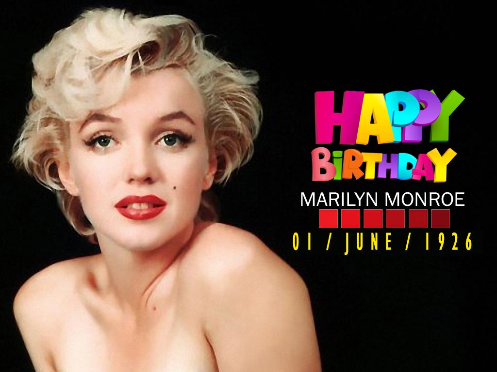 Smartpost Free Download Marilyn Monroe Birthday Wishes Photo Dob Video