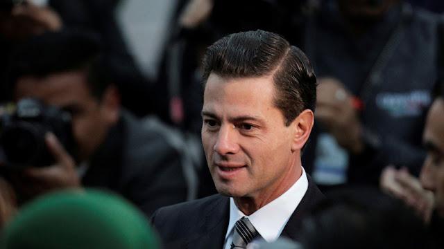 """Expresidente mexicano Enrique Peña Nieto rechaza """"falsas imputaciones"""" sobre un presunto soborno para comprar una empresa"""