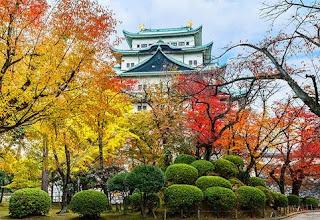 The Atsuta Shrine, Nagoya