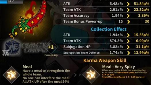 Lucid Adventure: Idle RPG - Sora Blessed Karma Weapon 1