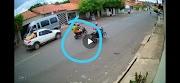 Vídeo: Mulher é derrubada da moto e assaltada em Trizidela do Vale.