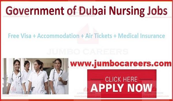 Dubai Health Authority Careers 2021 | Government of Dubai Medical Jobs