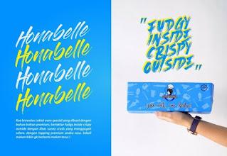Honabelle Brownies Premium Jogja