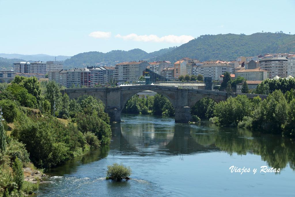 Puente viejo de Ourense