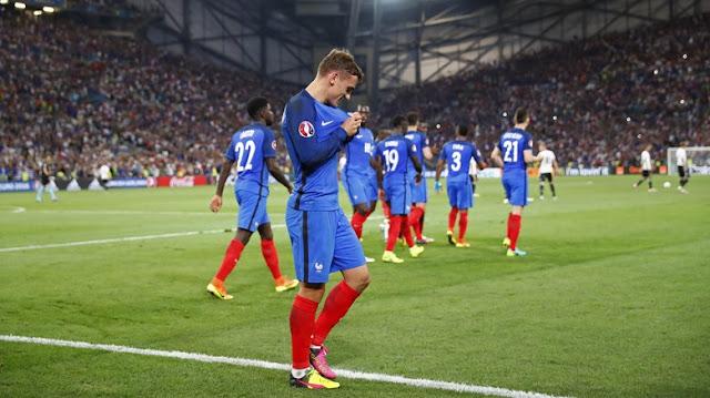 Loew Jagokan Prancis Menang atas Portugal di Final