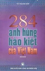 284 anh hùng hào kiệt của Việt Nam - Vũ Thanh Sơn