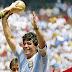 Video da Baires-La salma di Maradona scortata dalla polizia