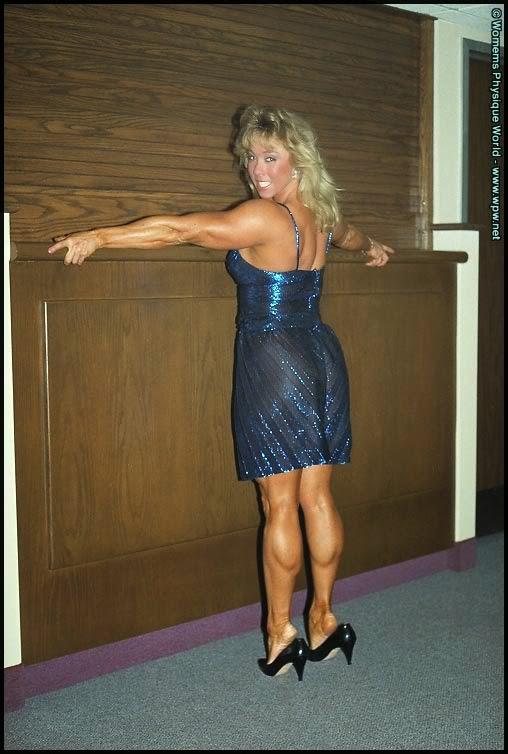 Muscular Calves Women 11