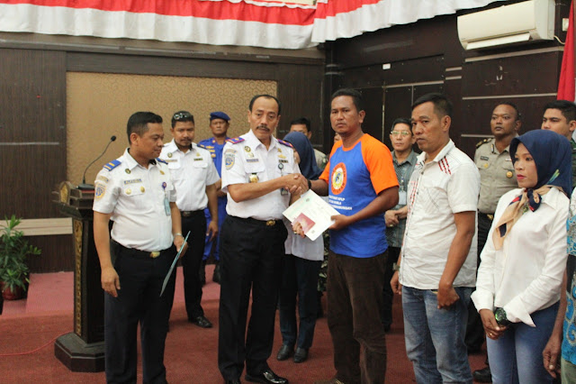 KSOP Tanjung Balai Karimun Sosialisasikan AIS Wajib Aktip 20 Agustus 2019