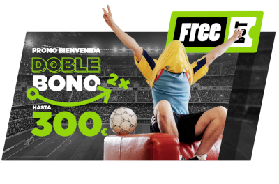 VivelaSuerte hasta 300€ Doble Bono de Bienvenida apuestas deportivas JRVM