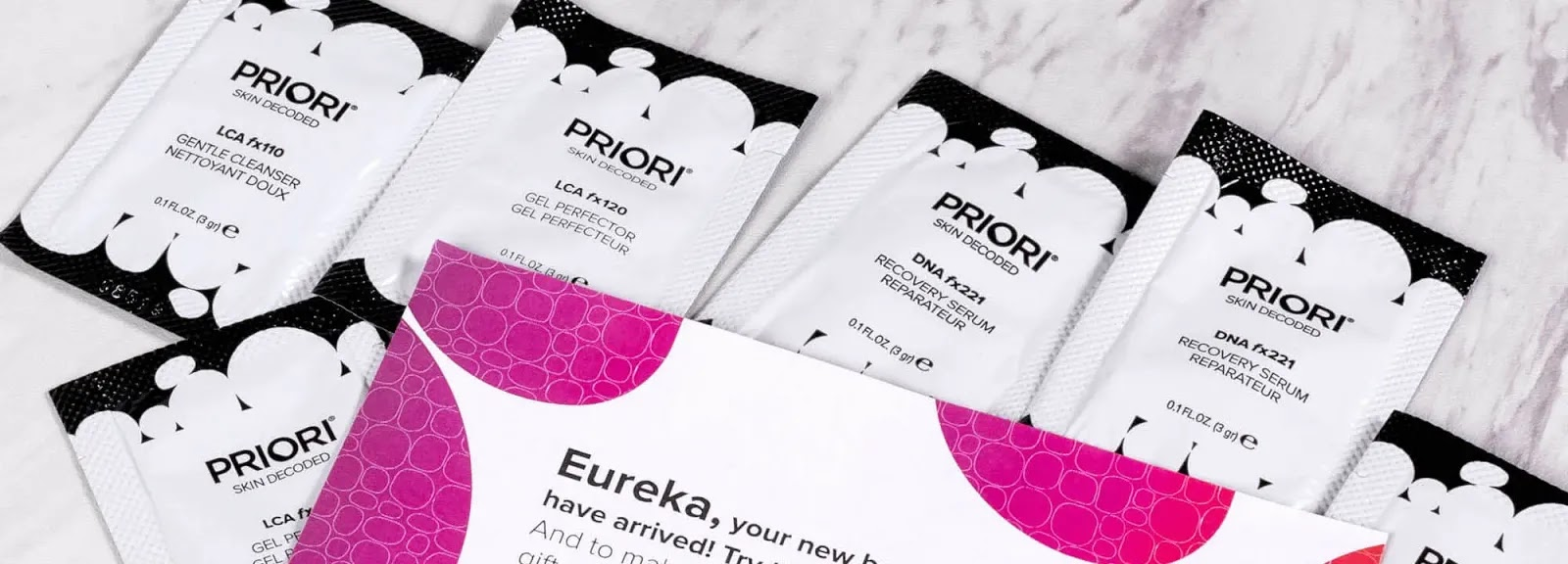Millionaires Giving Money: Priori Skincare Samples Giveaway - Hurry