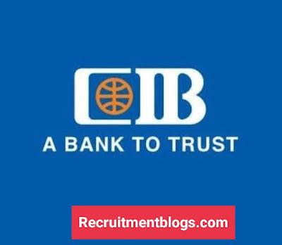 Teller At CIB Bank - CIB Careers