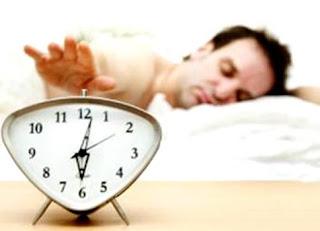 Bahaya Tidur di Pagi Hari