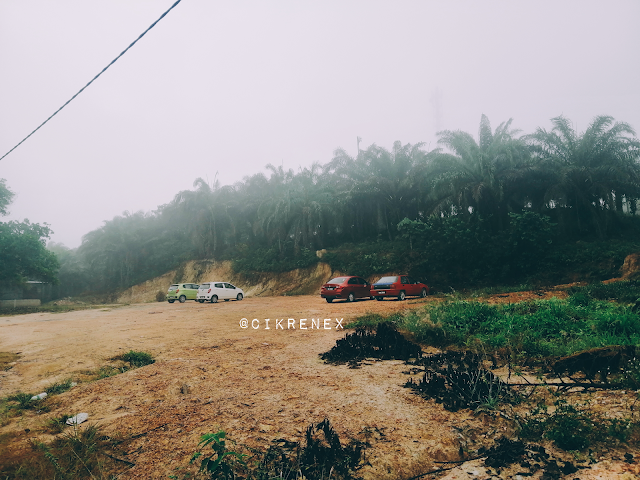 Pertama Kali 'Hiking' Bukit Senorang Kemayan Pahang