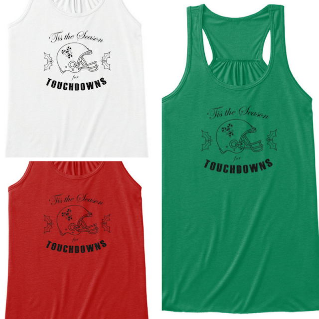 football fan tank top