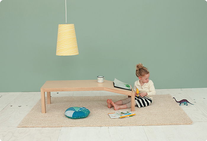 Actus kids furniture in Japan