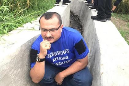 Usai Ramaikan Petisi Copot Anies, Akun Twitter Ferdinand Lenyap, Kogasma: Dia Bukan Jubir Demokrat