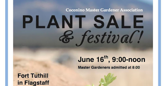 CMGA Plant Sale and Festival