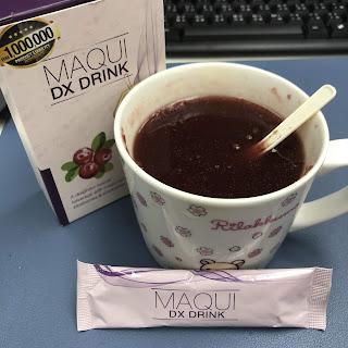 腸道淨化器@Maqui Detox Drink