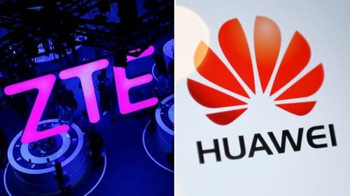 China threatens Sweden after banning Huawei and ZTE from 5G networks