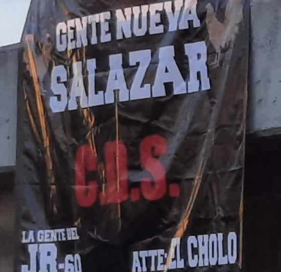 La Gente Nueva de Los Salazar del Cártel de Sinaloa ya anda en Guanajuato territorios del Marro y en Narcomanta dice seguimos haciendo limpia  Gente del J-R 60