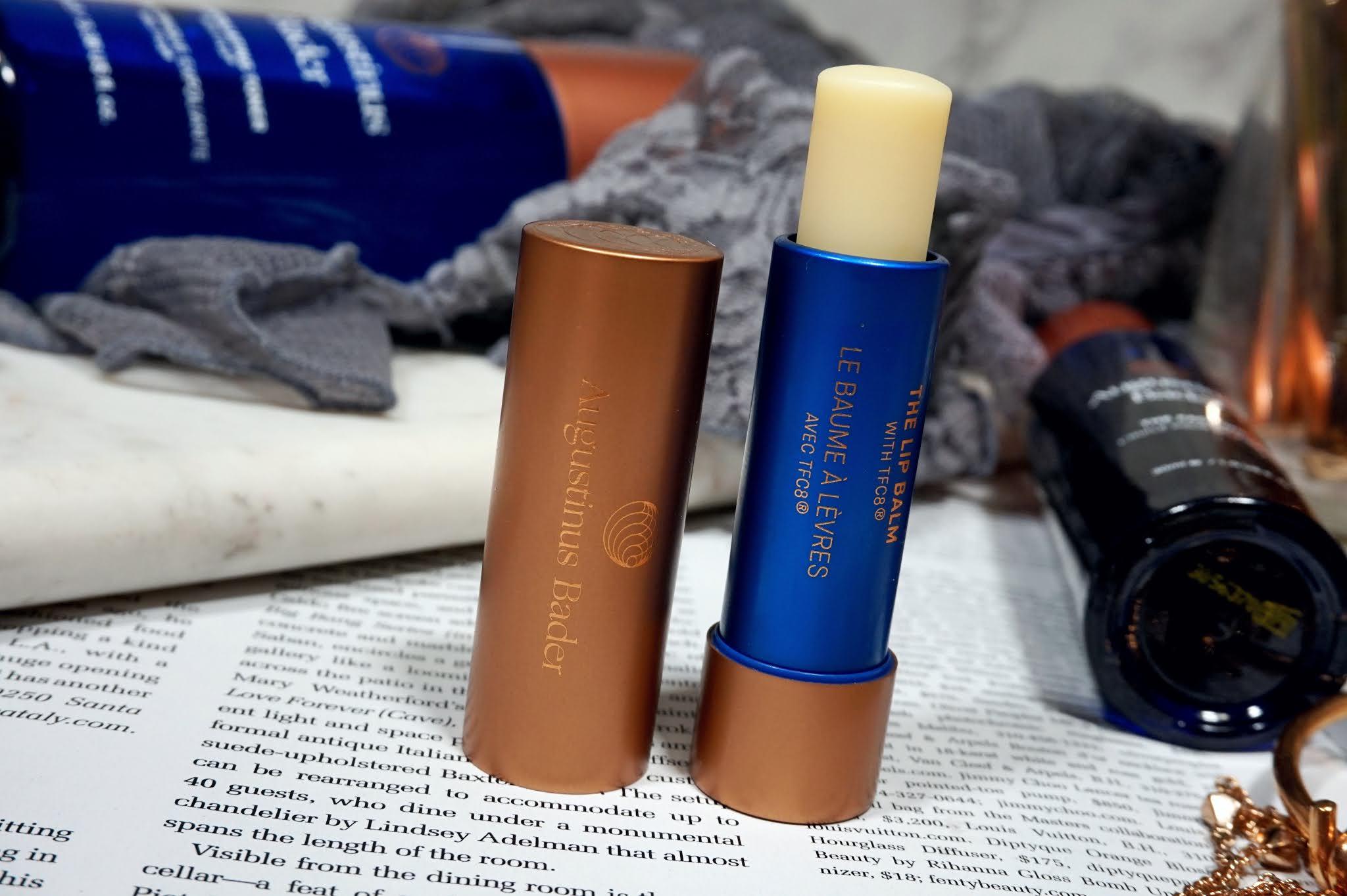 Augustinus Bader The Lip Balm Review