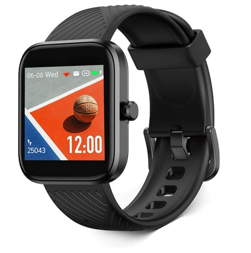 VirmeeSmart Fitness Tracker Smart Watch with Heart Rate