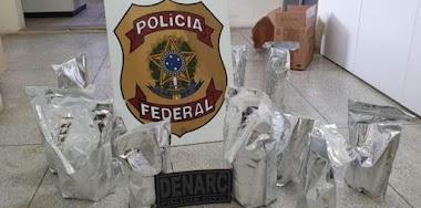 PF prende cinco suspeitos de tráfico de drogas em Juazeiro