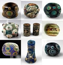 Ancient Chinese Beads