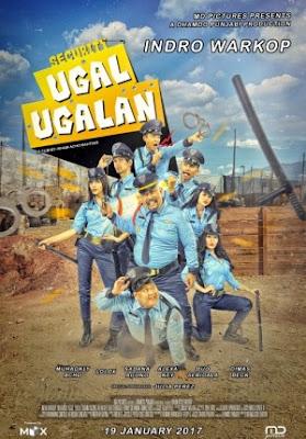 Security Ugal-Ugalan Poster