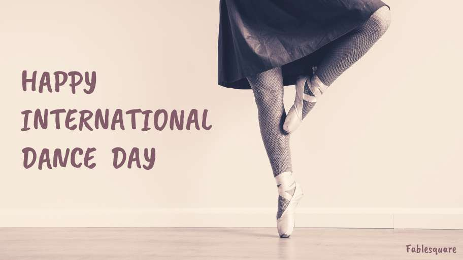International Dance Day Wishes Awesome Picture