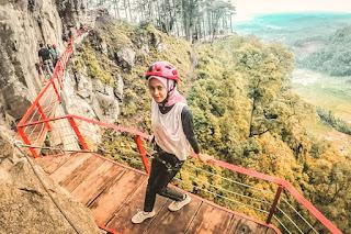 Pacu Adrenalin di Gumuk Reco Kabupaten Semarang