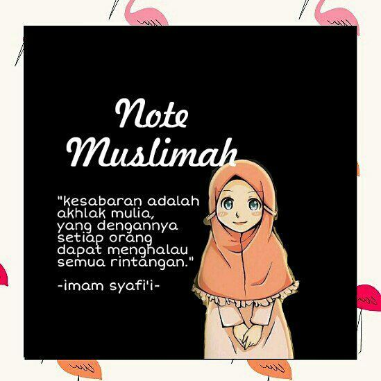 catatan muslimah