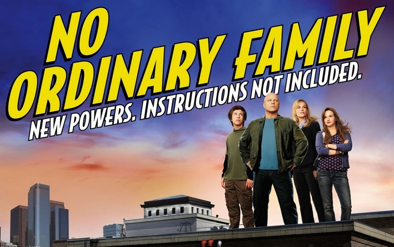 No Ordinary Family (2010-2011)