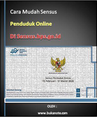 cara-sensus-online-tahun-2020