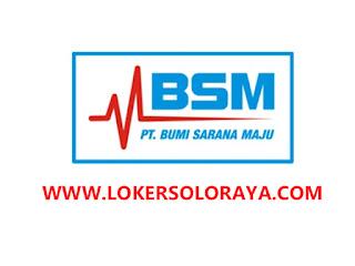 Lowongan Kepala Gudang Area Solo di BSM GRUP - Portal Info Lowongan Kerja  Terbaru di Solo Raya - Surakarta 2020