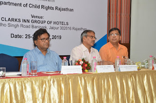 Greater sensitization of Police required for security of child Rights Recommendations at State Consultation