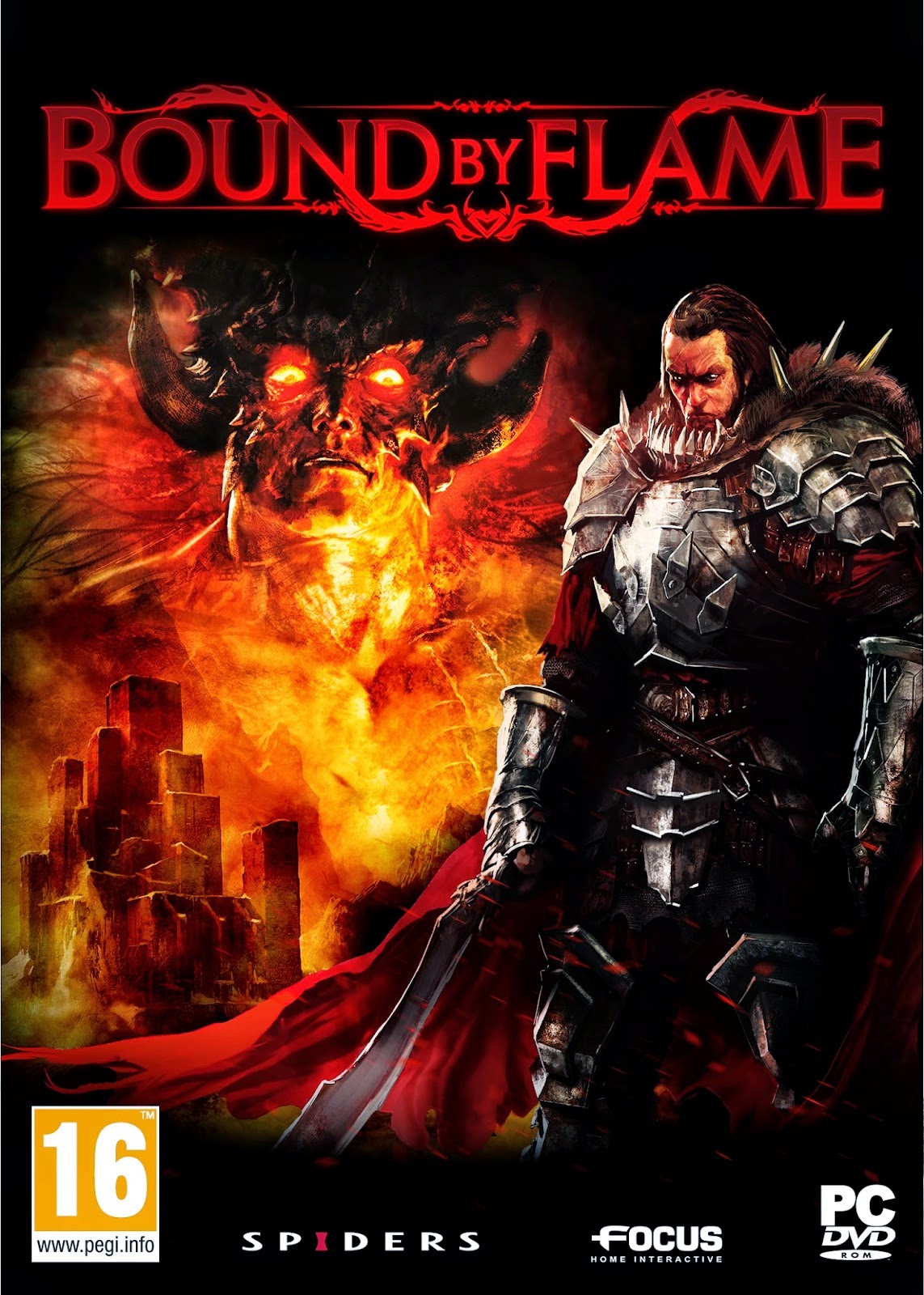 Full Version Ios: Download Free Bound By Flame Fully Full Version PC Game