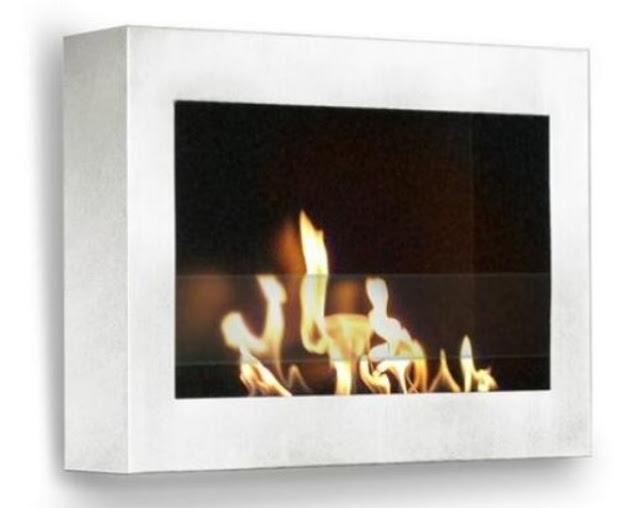 Fancy Fireplace