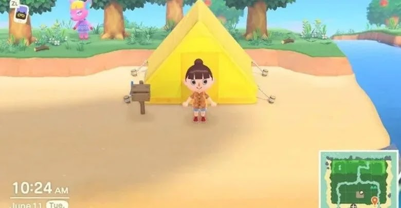 How to build lots to allow new neighbors to move in Animal Crossing: New Horizons