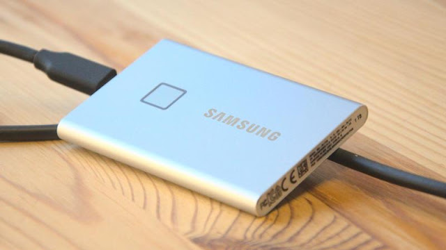Samsung T7 Touch Review